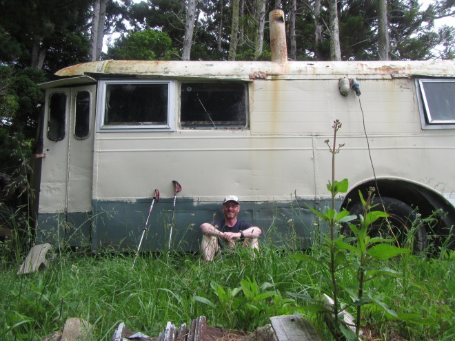 My Into the Wild magic bus moment.